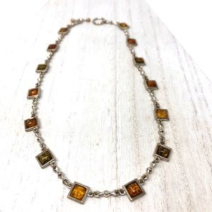 Like 🆕 Baltic Amber, sterling necklace, 25.1g